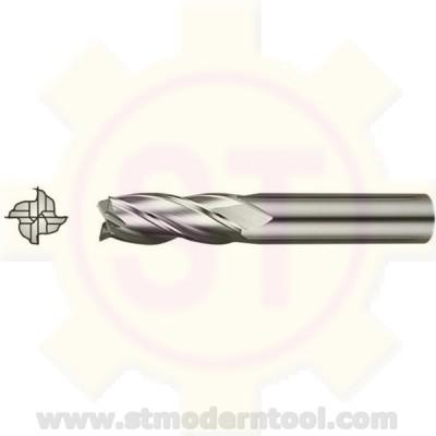 EM204 STK HSS M42-CO8 เอ็นมิล 4 ฟัน (ไซด์หุน)