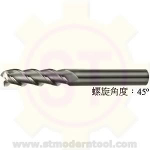 EM5533 STK เอ็นมิลคาร์ไบท์สำหรับอลูมิเนียม 3 ฟัน รุ่นยาว